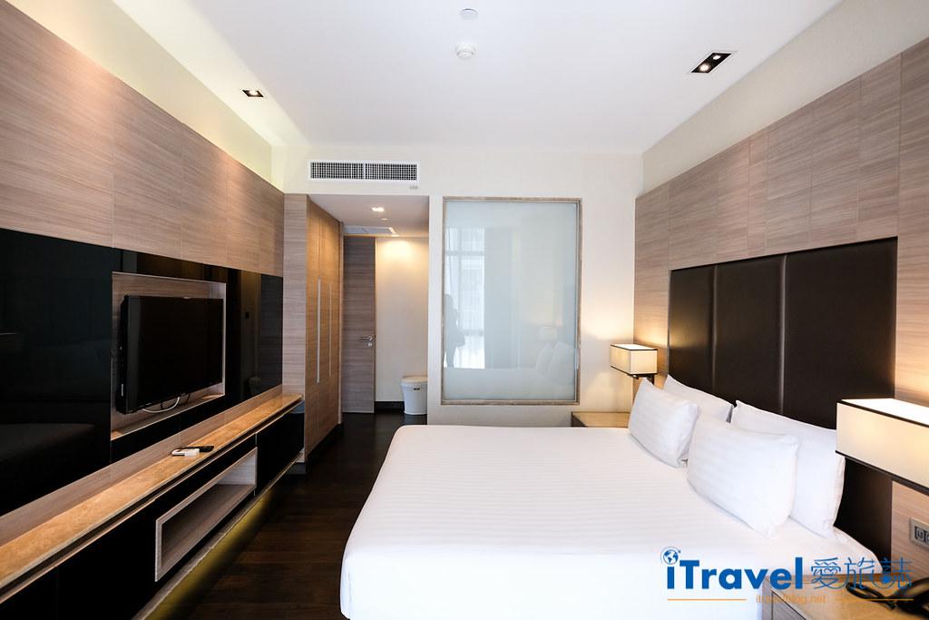 曼谷公寓酒店 Qiss公寓毕里斯 Qiss Residence by Bliston 00