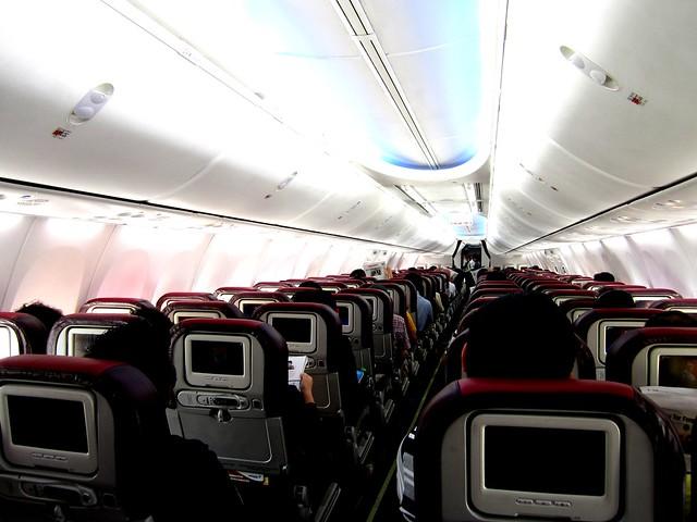 MAS Boeing 737-800