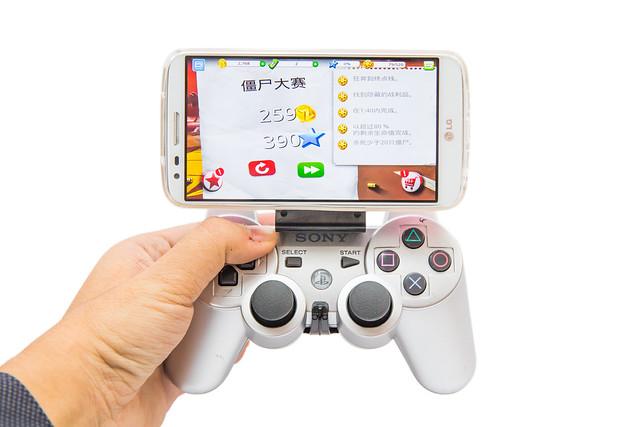 手機 + PS 手把無線玩!Sixaxis Controller 設定教學 – 3C 達人廖阿輝