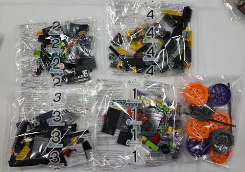 REVIEW LEGO 76013 Batman - The Joker Steam Roller