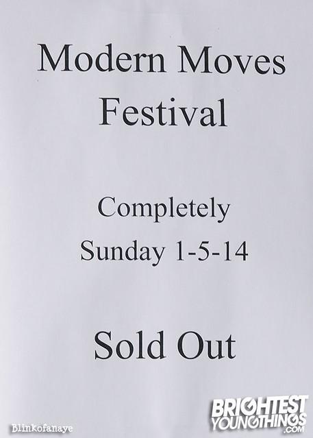 Modern Moves