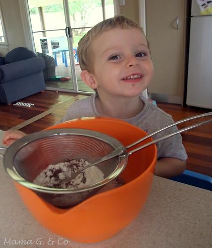 Activity #15 - Cooking Chocolate Yogo Custard (1)