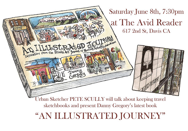 at the Avid Reader, June 8th