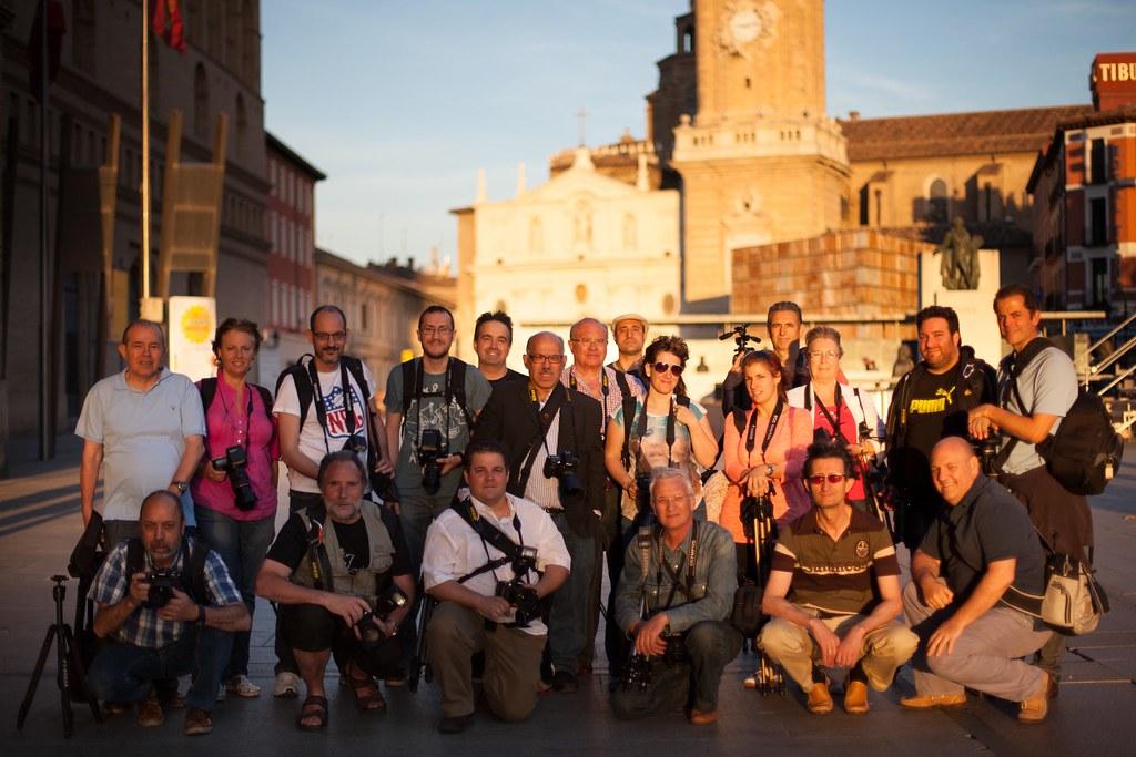 2º Taller Iniciación fotografía nocturna FeZ - Grupo
