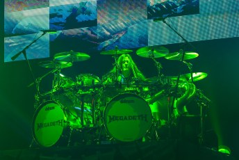 Photos | Megadeth @ Abbotsford Entertainment & Sports Centre – July 29th 2013