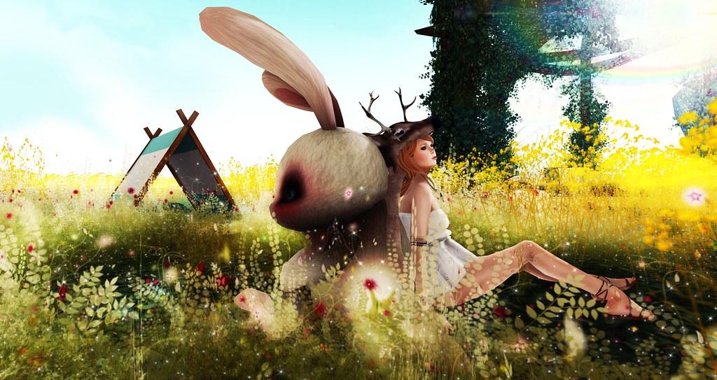 Rabbit & me (・×・) Snapshot_52023 copy
