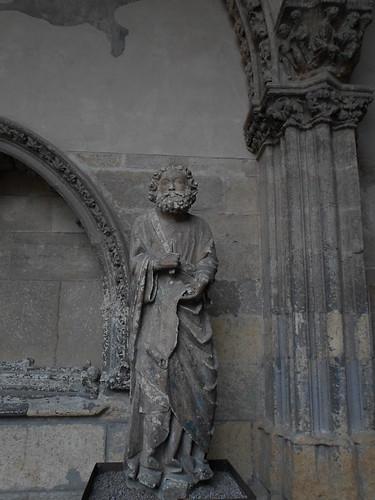 Saint Peter, Santa Maria de Leon