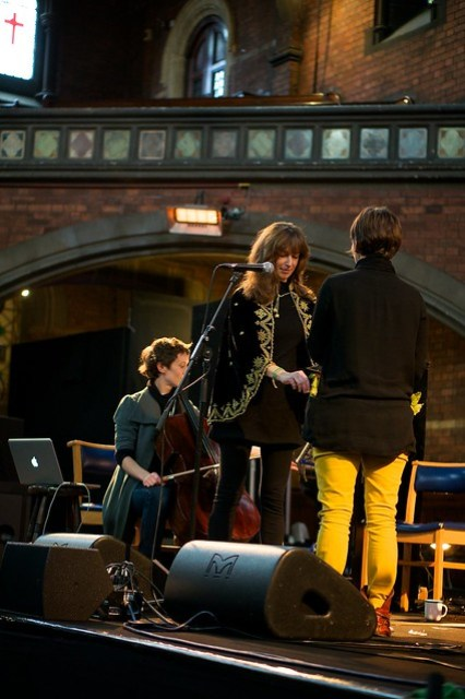 Collectress - Daylight Music at the Union Chapel - November 30th