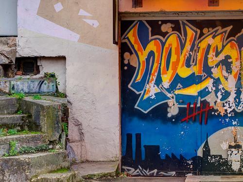 Grafitti by olipennell