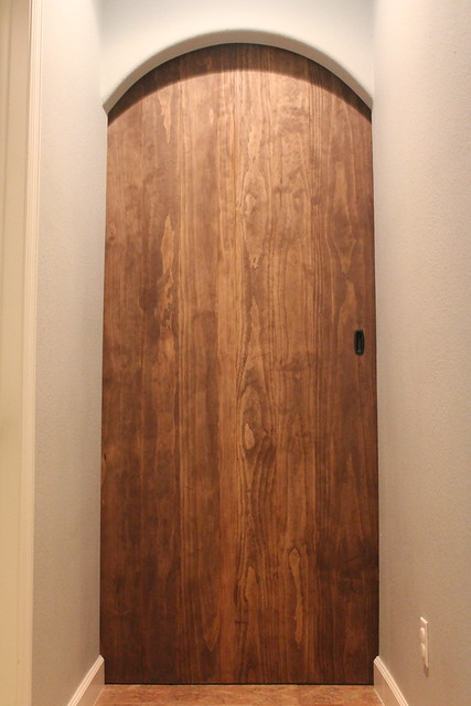 {diy} barn door