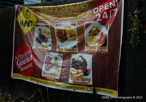 Kanto Freestyle Breakfast