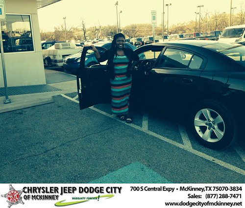 Congratulations to Megan Paul on your #Dodge #Charger purchase from Dale Graham Graham at Dodge City of McKinney! #NewCar by Dodge City McKinney Texas