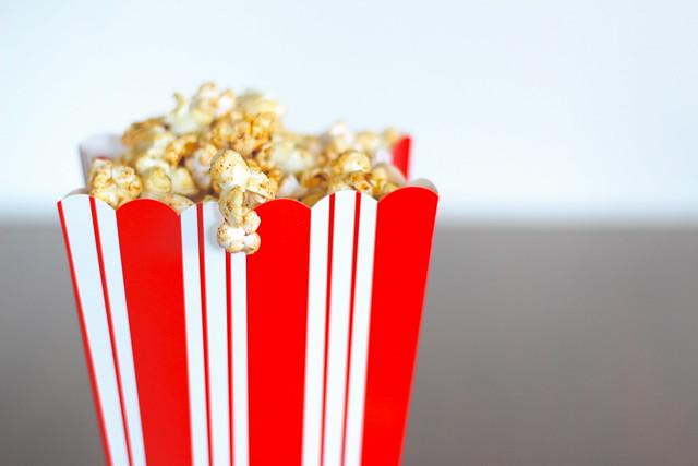 Sweet 'n' spicy popcorn