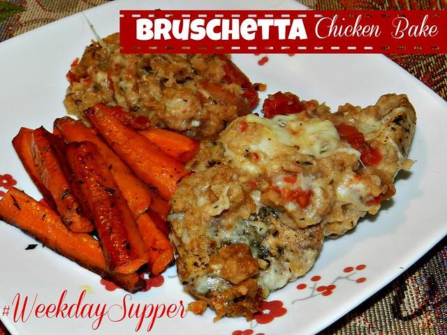 Bruchetta Chicken Casserole (5)