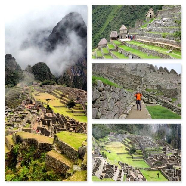 Ciudadela Inca Machu Picchu