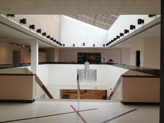 Looking Toward International Museum of Muslim Cultures, Jackson MS