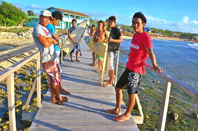 Sabanf Surf Scene
