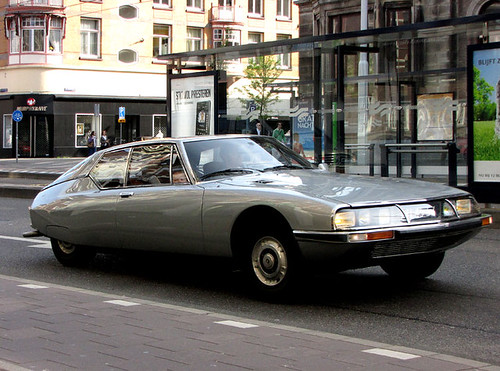 Citroen SM: Coupe de los 70´s, de Gran Performance