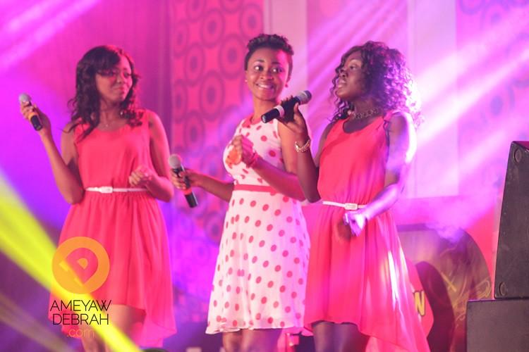 Ovation red carol Ghana