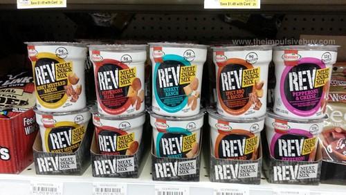 Rev meat snack mixes