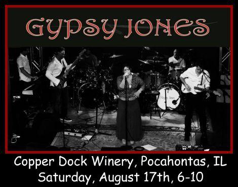 Gypsy Jones 8-17-13