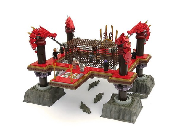 Iron Builder Arena