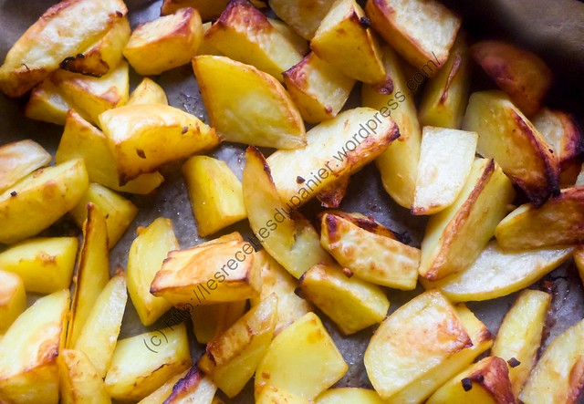 Patates au four / Roasted Potatoes