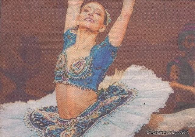 Ballet Dancer (2)
