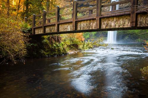 South Falls Bridge