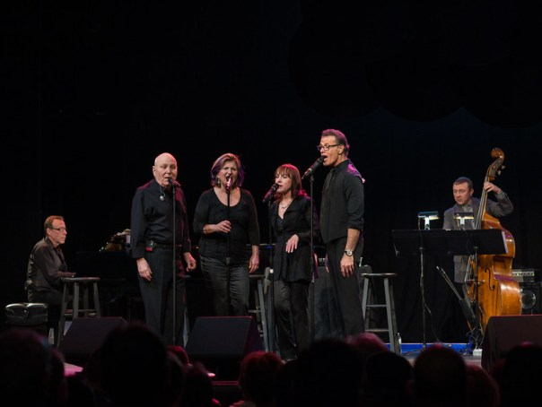 Manhattan Transfer at the Plaza in Orlando, Florida - 1/24/14