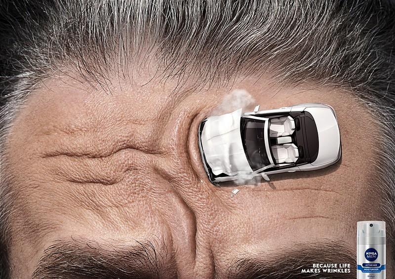 Nivea Man - Because Life Make Sprankles, Car