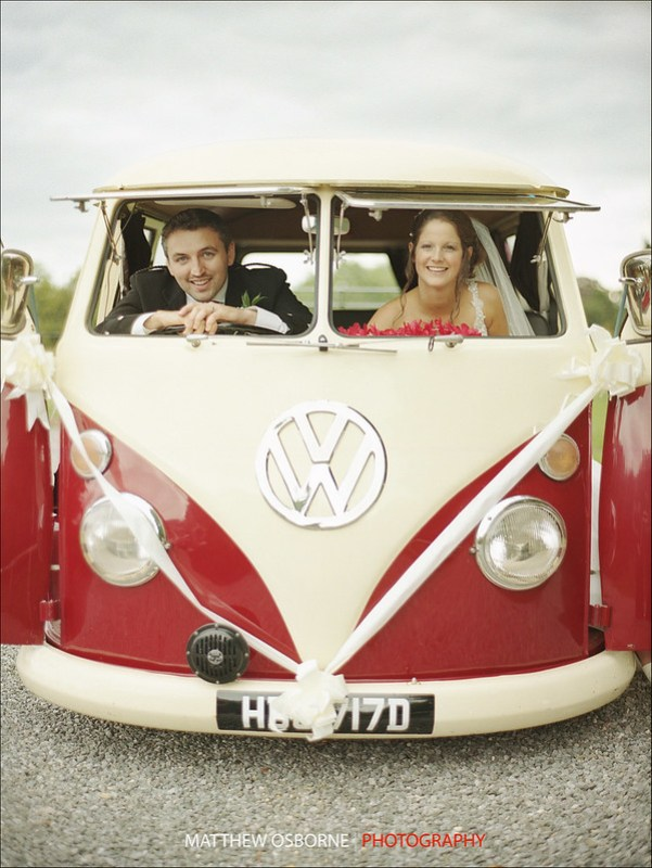 VW Camper Wedding (2)