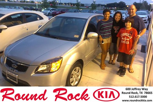 Round Rock KIA Customer Reviews and Testimonials-Mariah Ramirez by RoundRockKia