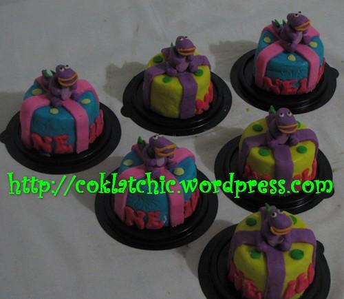 Minicake Dibo