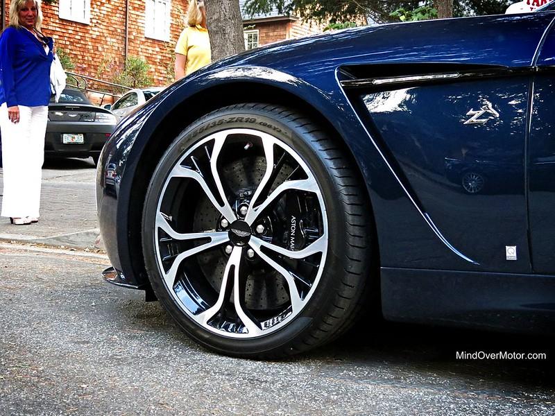Aston Martin V12 Zagato Wheels