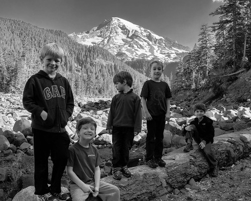 Nisqually River Boys