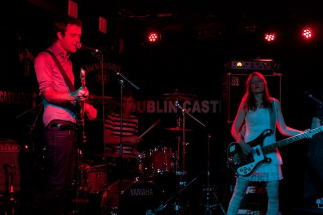 Various bands at the Dublin Castle