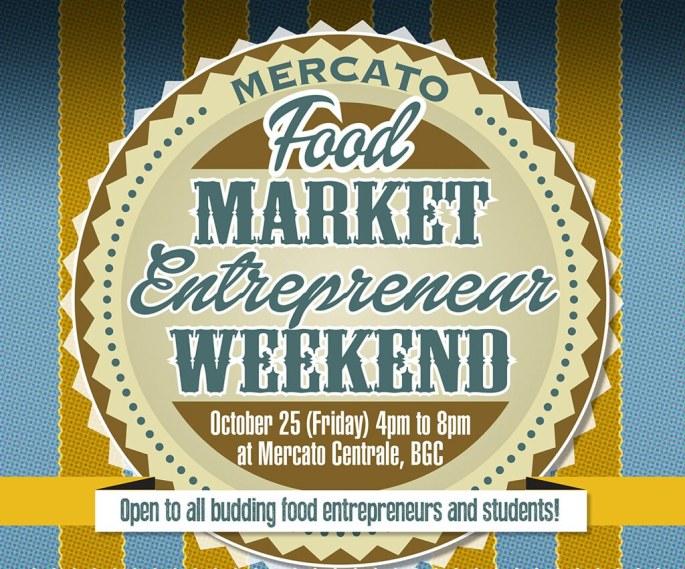 Food Market Entrepreneur Weekend
