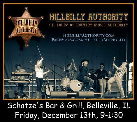 Hillbilly Authority 12-13-13