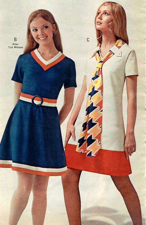 Girls Underwear Catalog Sears 1970s