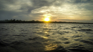 Indian River Sunset-2
