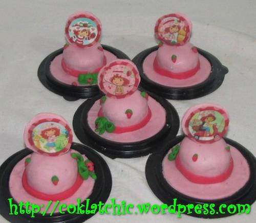 Minicake Strawberry shortcake