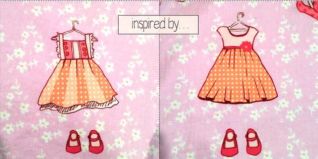 springtime junebug dress