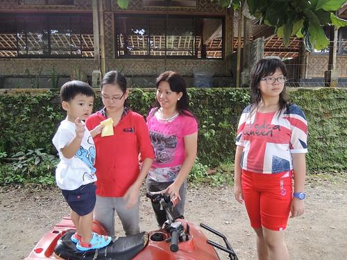 Mah Eon Mau Naik Sepeda Bebek by adi pratama 001