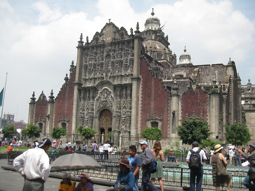 Zócalo - Mexico City
