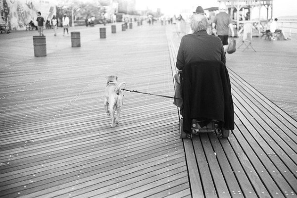 Coney Island, Brooklyn, New York, 2013.