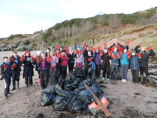 S1 Beach Clean