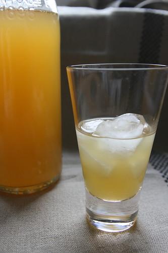 Vin d'orange by the james kitchen