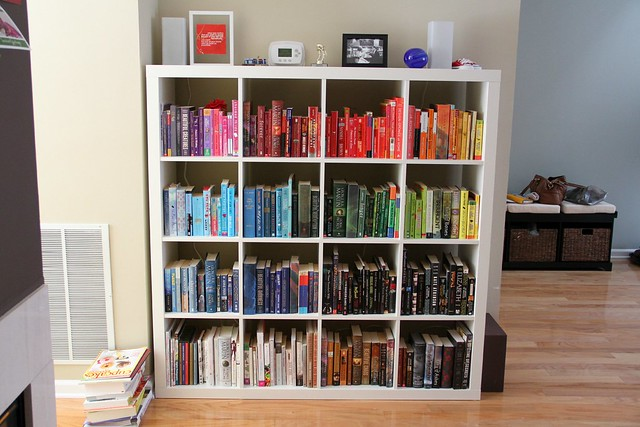 #16. Finally own an Expedit bookshelf from Ikea