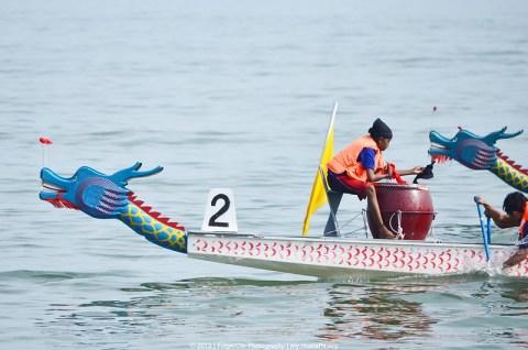 Perlumbaan Perahu Naga Sabah